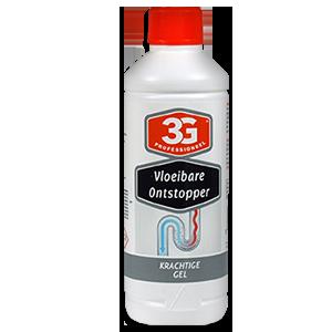 3G Liquid drain unblocker 500 ml