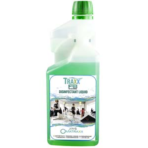 Traxx F&B Disinfectant Liquid Straight